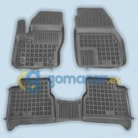 Ford TOURNEO CONNECT 5 plazas desde 2013 - . / Juego Alfombras de goma - AR0619