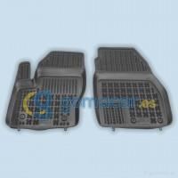 Ford TRANSIT CONNECT 2 plazas - Validas para 5 plazas desde 2013 - . / Juego Alfombras de goma - AR0619P