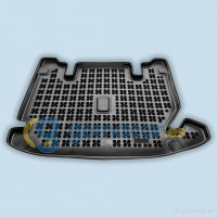 Cubeta de caucho para maletero de Dacia LODGY 7 plazas desde 2012 - . - MR1365