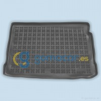 Cubeta de caucho para maletero de Renault MEGANE (BM0, BM1, CM0, CM1) de 2001 a 2008 - MR1324