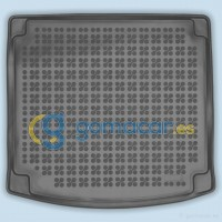 Cubeta de caucho para maletero de VW TOUAREG (CR7) desde 2017 - . - MR1883