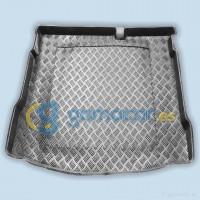 Cubeta de PVC para maletero de Nissan QASHQAI - 5 plazas (J10) de 2006 a 2014 - MPR1023