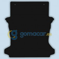 Protector piso de carga para: Ford TRANSIT COURIER - 2 plazas - desde 2014 - .