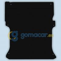 Protector piso de carga para: Ford TRANSIT CONNECT - L1 - 2 plazas - Corta - de 2002 a 2013