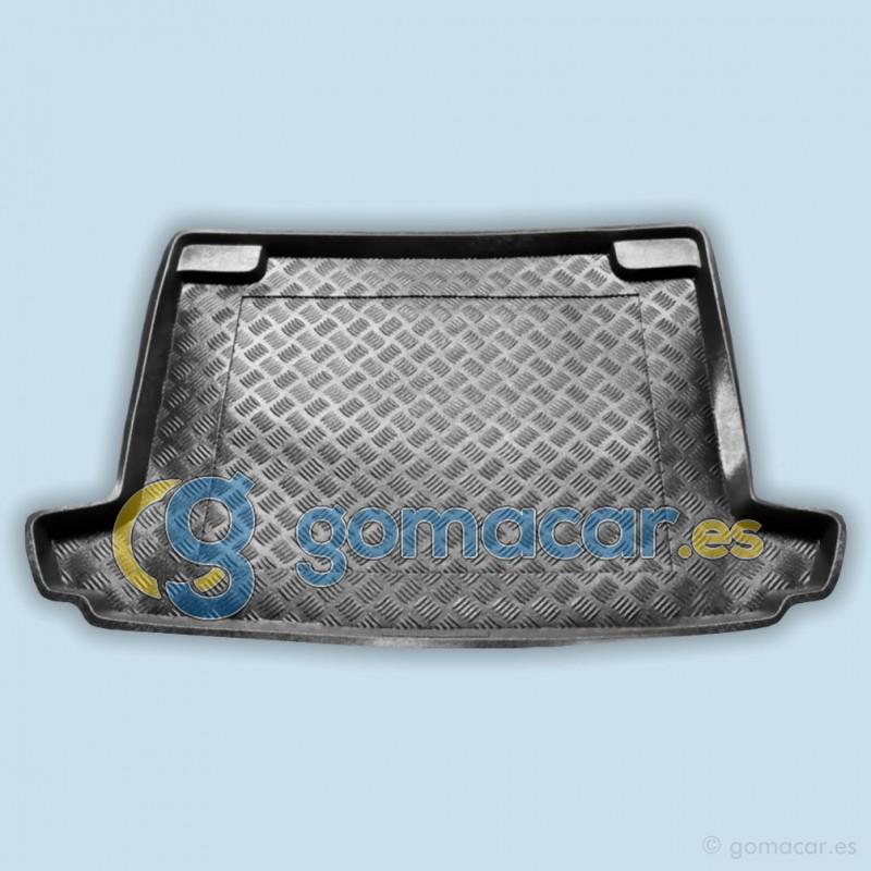 Cubeta de PVC para maletero de Renault CLIO GRANDTOUR - maletero parte alta (KR0, KR1) de 2008 a 2013 - MPR1340