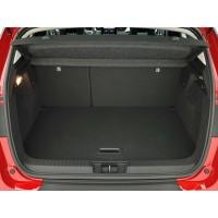 Cubeta de caucho para maletero de Renault CAPTUR - maletero parte alta - desde 2019 - .